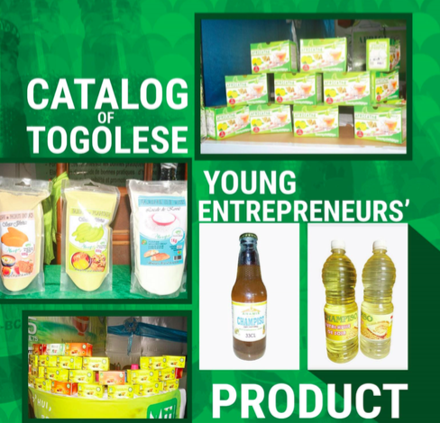 Catalog togolese products