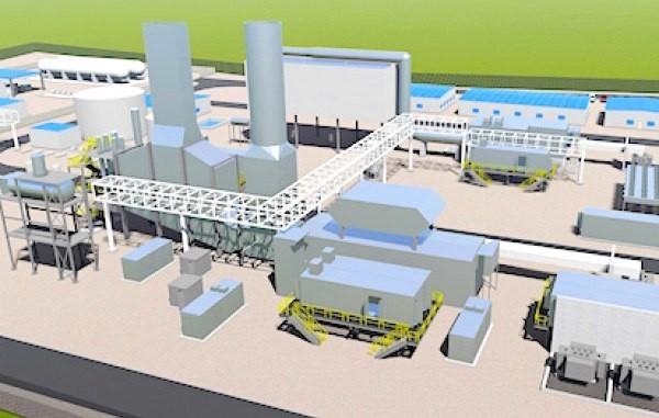 2 Centrale électrique Kekeli Efficient Power