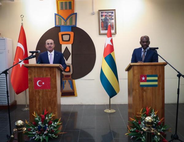 PND : vers une augmentation des investissements turcs au Togo