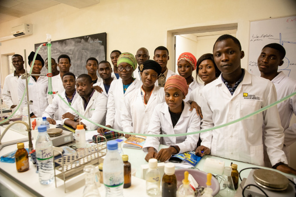 Togo to increase funding for scientific research