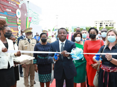 faure-gnassingbe-inaugurates-lome-data-centre-togo-s-first-carrier-hotel