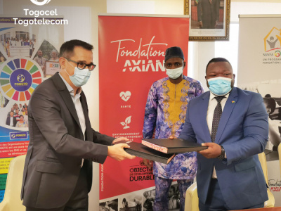 axian-foundation-and-togocom-team-up-with-local-ngos-to-implement-key-social-programs-in-togo