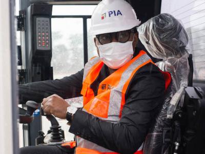 le-ministre-kokou-edem-tengue-a-visite-le-port-sec-franc-de-la-pia-avant-sa-prochaine-operationnalisation
