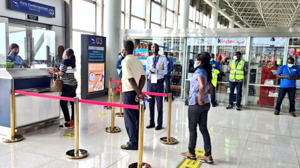 covid-19-sanitary-pass-now-compulsory-to-access-lome-s-airport