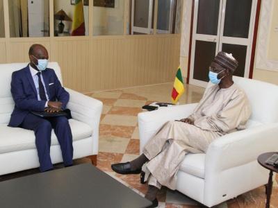 diplomatie-robert-dussey-en-visite-au-mali