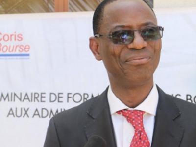 badanam-patoki-secretary-general-of-the-togolese-ministry-of-finance-takes-over-crepmf-the-regulator-of-regional-debt-market