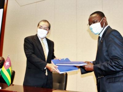 cooperation-togo-gets-cfa2-5-billion-from-japan