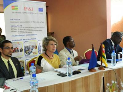 togo-bilan-d-etape-du-programme-d-appui-au-secteur-de-la-justice