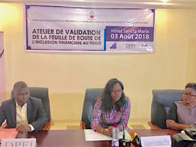 togo-adoption-d-une-feuille-de-route-pour-l-inclusion-financiere