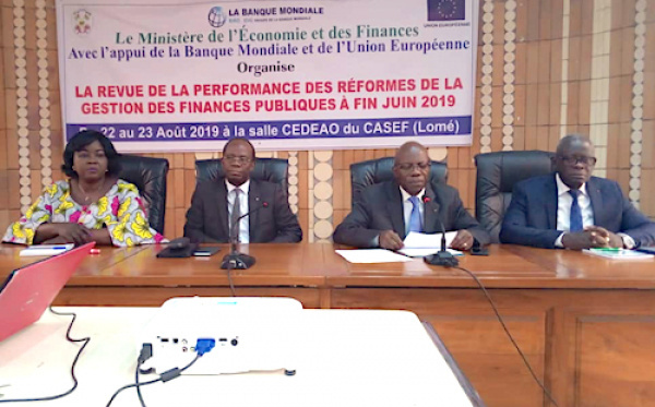Togo to review reforms implemented at the end of June 2019, next August 27