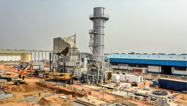 Kekeli Efficient Power thermal plant to be commissioned next Friday