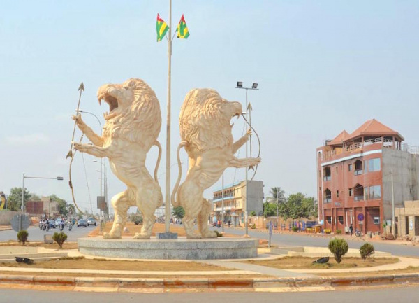 Togo is the best FDI performer in the world, given its economy's size