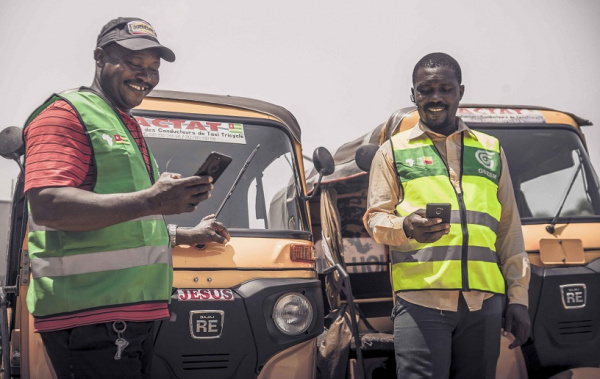 Gozem launches tricycle reservation service in Lomé and Cotonou