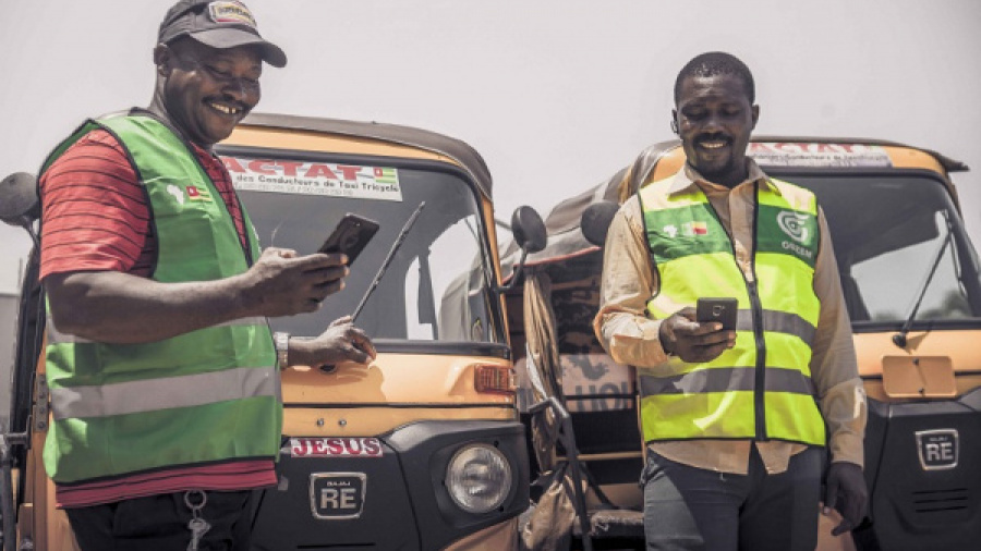 gozem-launches-tricycle-reservation-service-in-lome-and-cotonou