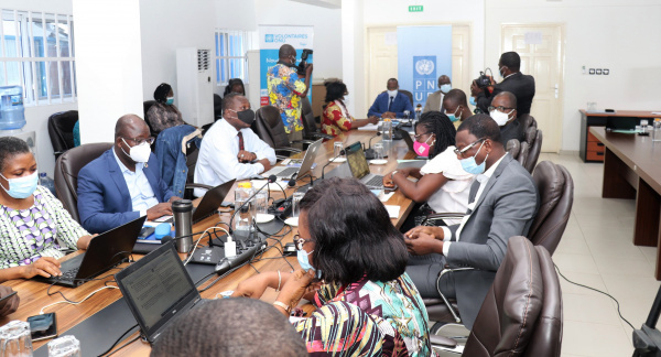 UNDP invested over $11mln in Togo this year