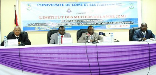 Togo : Maritime Profession Institute opens in Lomé