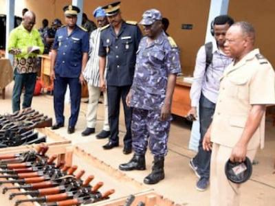 le-togo-demarre-une-operation-de-marquage-des-armes-a-feu