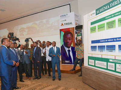 le-togo-lance-le-fonds-tirsal-un-catalyseur-destine-a-couvrir-des-risques-et-fournir-des-garanties-de-prets-au-secteur-agricole
