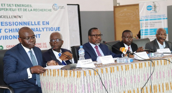 Mining Governance and Development Project invests CFA700 mln in training at University of Lomé