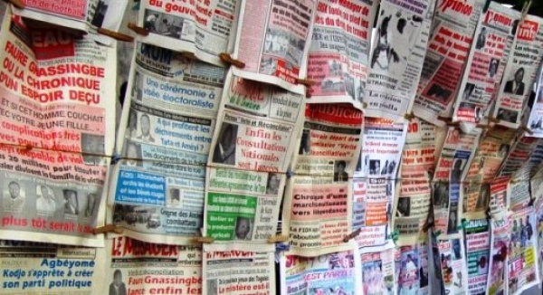 58% of the Togolese population supports private media (Afrobaromètre)