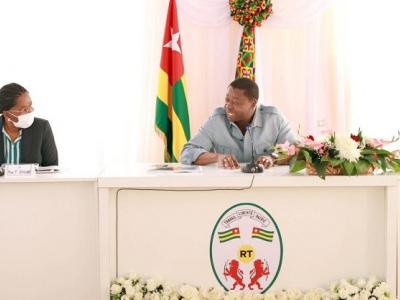 faure-gnassingbe-preside-un-seminaire-d-evaluation-de-la-mise-en-oeuvre-de-la-feuille-de-route-gouvernementale