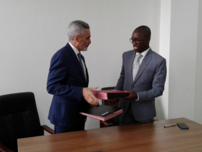 soil-fertility-map-togo-and-moroccan-foundation-ocp-strengthen-their-alliance