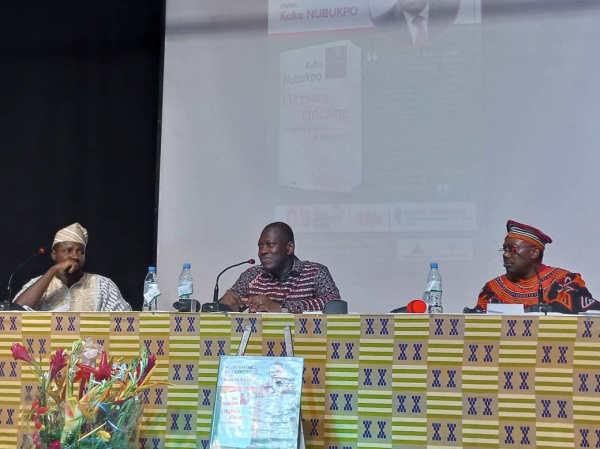 ECO: Former Togolese minister and economist Kako Nubukpo calls for a regional forum in Lomé, next April