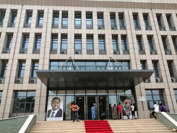 china-provides-togo-a-new-administrative-center-valued-at-xof18-billion