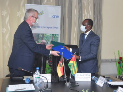 togo-gets-10m-from-germany-to-rehabilitate-roads