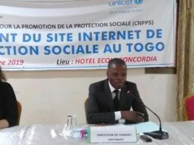 le-togo-se-dote-d-un-nouveau-portail-d-information-entierement-dedie-a-la-protection-sociale