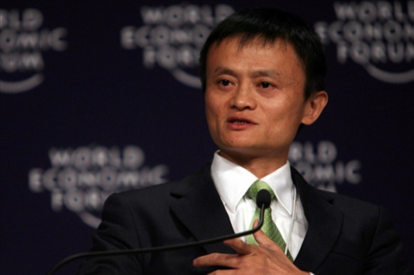 Jack Ma meets young African entrepreneurs today in Lomé!