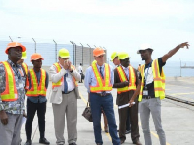 a-delegation-from-france-s-port-industry-recently-visited-the-port-of-lomea-finds-its-terminals-impressive