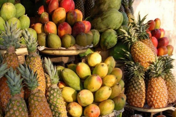 Togo exported 30,265 tons of fruits and vegetables in 2017