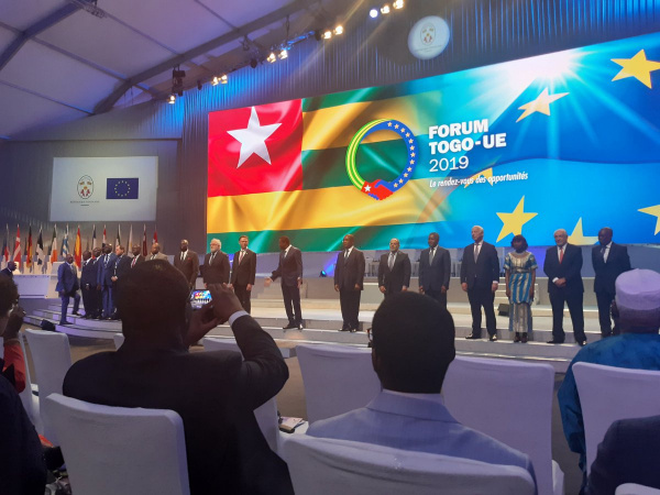 Togo-EU forum : Organizers, private sector and EU delegation all satisfied with the event