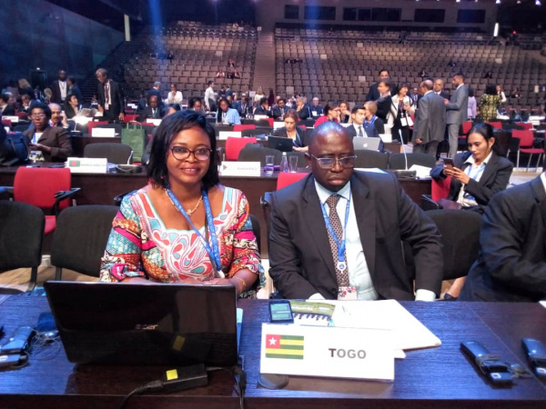 A Togolese delegation currently in Russia for the 23rd WHO general assembly
