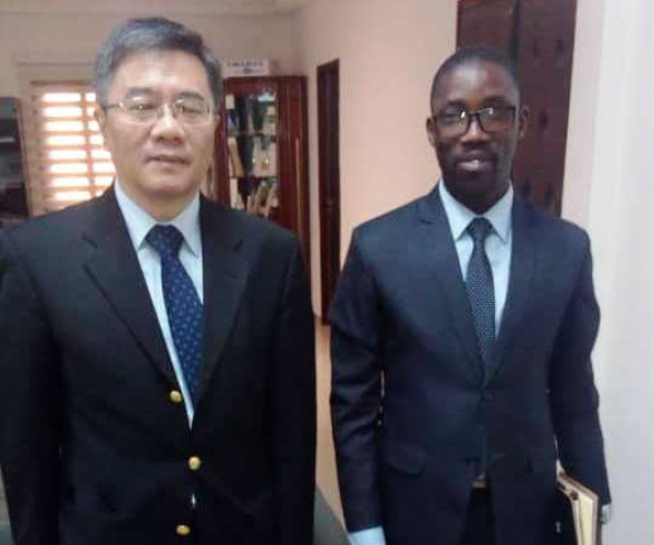 China will help Togo achieve food sufficiency