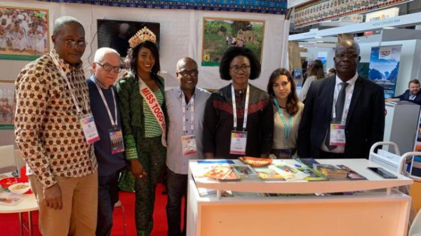 A Togolese delegation is currently at the French Travel Market to promote Togo as a touristic destination