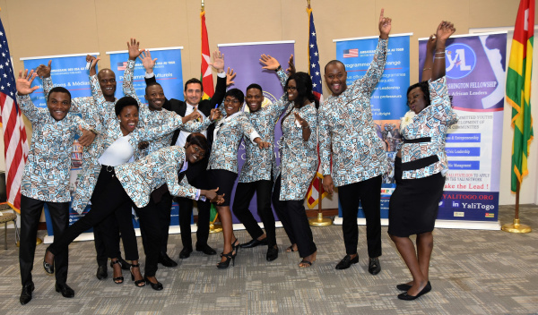 Mandela Washington Fellowship: 10 young Togolese to fly to U.S. for the program