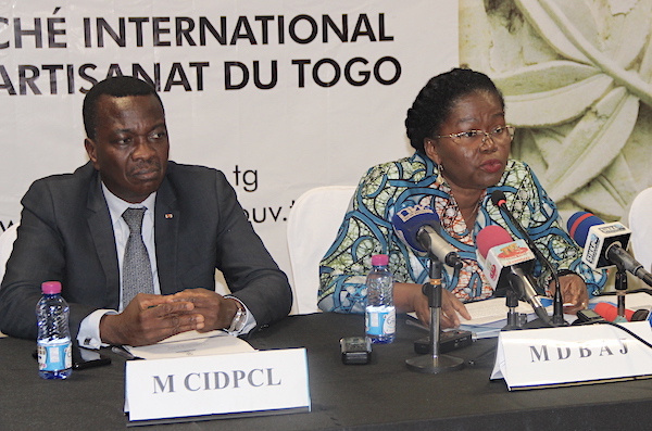 Lomé will host an international craftsmanship fair from Oct. 25 – Nov. 3, 2019
