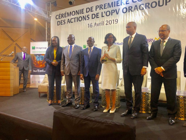 Lomé-based Oragroup increased its capital to XOF69.415 billion