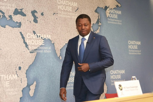 Togo-UK Investment Summit : President Faure Gnassingbé invites investors to Togo