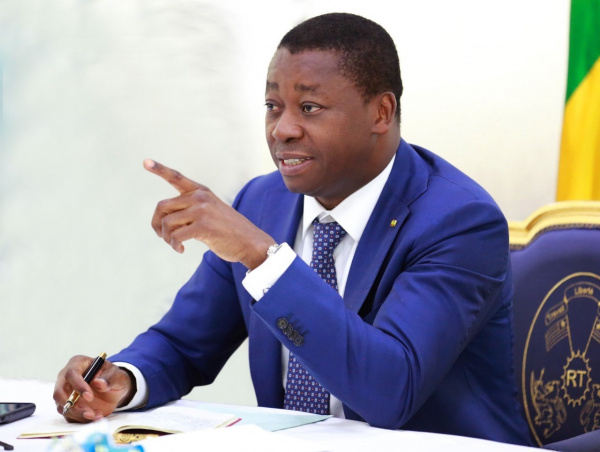 Togo: Faure Gnassingbé hits the gas!
