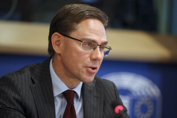 Jyrki Katainen, Vice President of EU commission urges European investors to attend Togo-EU economic forum