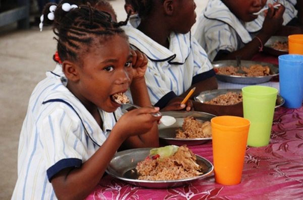 Togo: Nearly XOF20 billion spent in school feeding since 2008