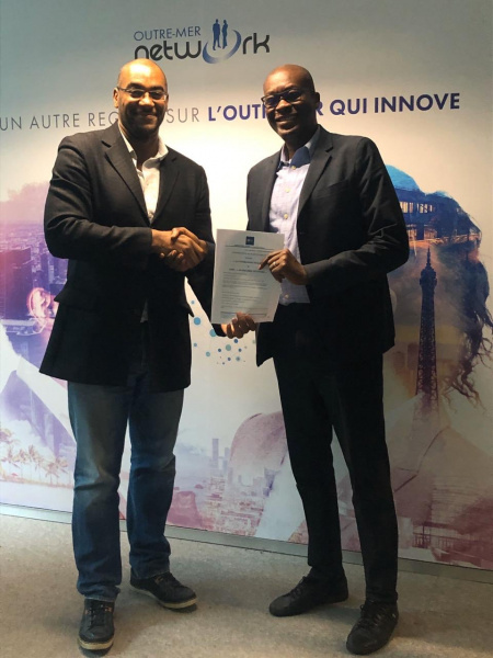 Teolis and Outre-Mer Network partner to incubate young Togolese entrepreneurs