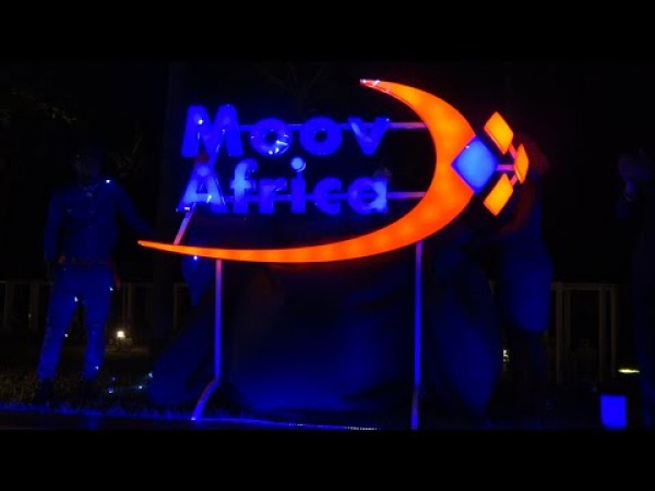 Moov Togo devient Moov Africa, avec une nouvelle identité visuelle