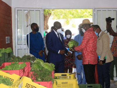 fao-launches-an-exhibition-hall-in-lome-to-promote-made-in-togo-agricultural-products
