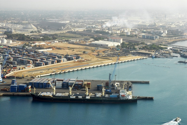 Japan plans to help Togo develop the Port of Lomé