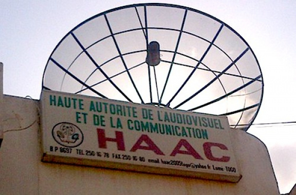 Togo: HAAC develops a new five-year strategic plan which requires CFA3.5bn to be implemented