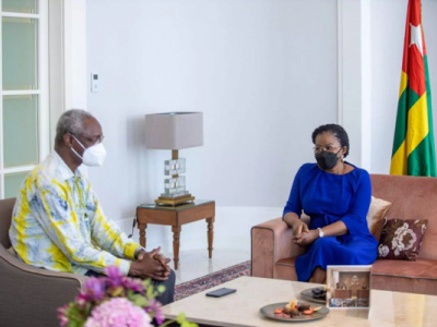 victoire-dogbe-and-ibrahim-thiaw-encourage-the-transformation-of-togo-s-rural-economy